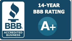 Bay Area Fence - Better Business Bureau A+ accredited